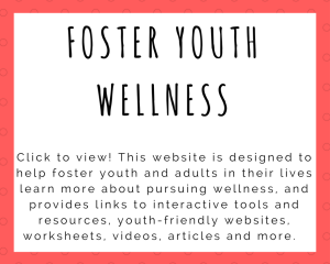 Foster Youth Wellness